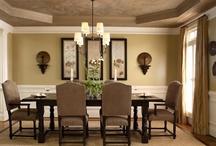 Dining Rooms / by Joy Hearron