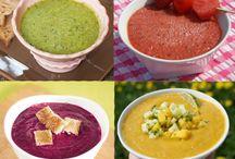 Recette - Soupe Froides