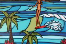 Surf arte