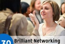"Making Connections (Networking Skills) / At Career Services, we have found that ""networking"" sounds a lot scarier than it actually is. Seeing it as a way to make human connections with others in a professional capacity can make ""networking"" seem much more doable. Check out these tips on how to successfully make professional connections. / by University of Northern Colorado Career Services"