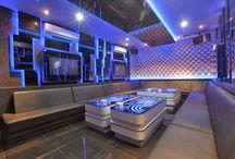 Thiết kế phòng karaoke sử dụng tấm 3D
