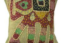 elephant pillow case
