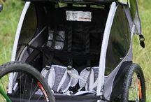 Przyczepki rowerowe Burley