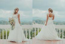 Vestidos de novias. / Ideas para tu vestido de novia.