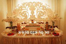 Свадебный фуршет / оформление свадебного фуршета, свадебный фуршет, свадебный фуршет на дому, свадебные корзины