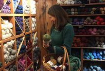 knit shop interiors
