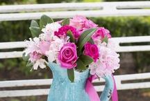 Joeanna Caffrey Flowers- Table centres