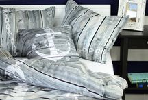 Bedding and pillows / Bedding, bedlinen, bedclothes, bedroom, pillows