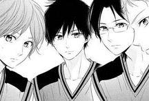 Anime/Manga Boys