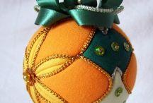 Joulu / koristeet,pallot ym.