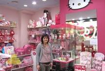 Favourite Hello Kitty Places