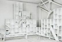 Shelves - hyllyt