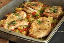 Kurczak i inne