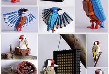 Лего:-)
