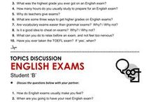 English speaking lesson