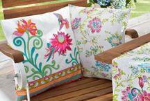 Bringt den Frühling in euer Zuhause / Frische Farben und viele Deko- und Wohnideen erwarten euch!
