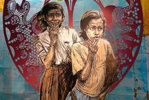 street art and artists