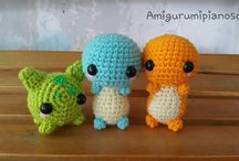 Crochet patterns I want to try