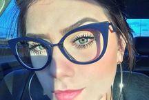 Óculos de sol e de grau