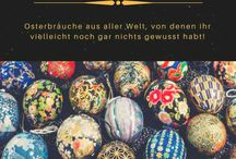Ostern - Easter / Alles über Ostern - All about Easter