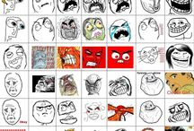 rage comic faces