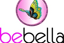 "bebella / Cicciabella is branching out to bring you a new breed of fashion. Whether headed to the beach or the mall, these are must haves to ""tote"" around your most important essentials! With beautiful lining and our signature embroidery they're unmistakably Cicciabella! Handbags: Signature Cicciabella Lining Lined Extra Exterior Cell Phone Pouch 16"" w x 11""h / 7"" Handle Drop"