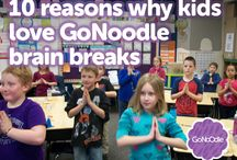 Kids Love GoNoodle / GoNoodle's biggest fans are tiny experts, and we like it that way! This board celebrates what the tiny experts think about brain breaks. / by GoNoodle