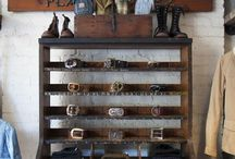 organisation | storage ideas / fabulous organisation and storage ideas to keep the clutter at bay