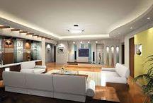 Interior homes / Living divine