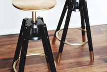 For home diy ikea stools