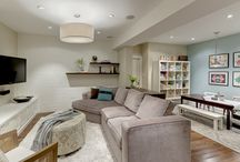 decorate :: living spaces / by Becky | Clean Mama