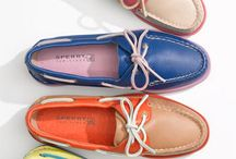 Sperry Shoes / by Victoria Bobrov