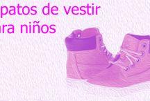zapatos para niños / zapatos para niños