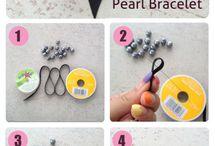 DIY bracelet / ハンドメイド ブレスレット