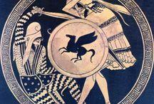 Ancient History / by Joanna Kenny