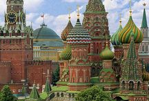 St. Basil's Cathedral / by Meaghan Ellsworth