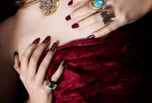 Talons ... / Nail art, varnishes, decor, scribbles and scratches ... / by Illamasqua Ltd