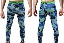 Pánské legíny   Men's leggings