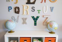 Kids Rooms / by Marcia Takeda
