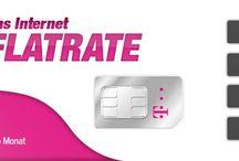 Datentarife / Datentarife zum mobilen surfen