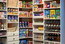 Kitchen storage & ideas
