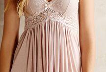 Feminine pajamas :)