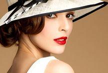 Sombreros glamour
