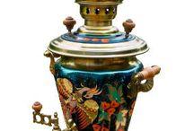 Samovar le thé à la Russe  / Christine  Dattner la French touch du thé depuis 35 ans