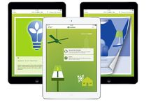 """Ways to Save"" iPad app / ""Ways to Save"" iPad app"