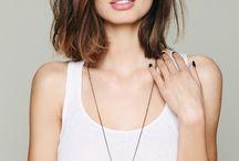 hair styles + lengths