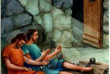 escenas bíblicas