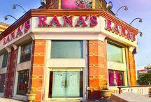 Ranas showroom @ ganpati plaza Jaipur / Ranas showroom @ ganpati plaza Jaipur