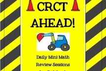 CRCT / by Rebecca Dranikoski Sizemore