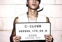 1990 C-Clown Rome 9